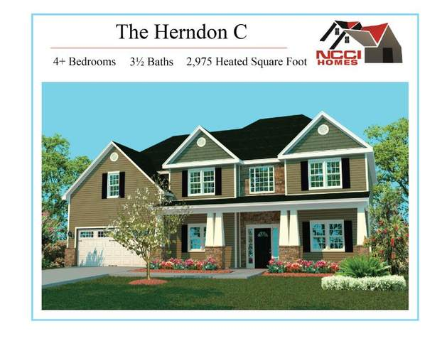 117 Stargell Drive, Goldsboro, NC 27530 (#75097) :: The Beth Hines Team