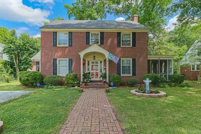 304 Linwood Avenue, Goldsboro, NC 27530 (#75101) :: The Beth Hines Team