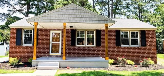 1304 N Jefferson, Goldsboro, NC 27534 (#75102) :: The Beth Hines Team