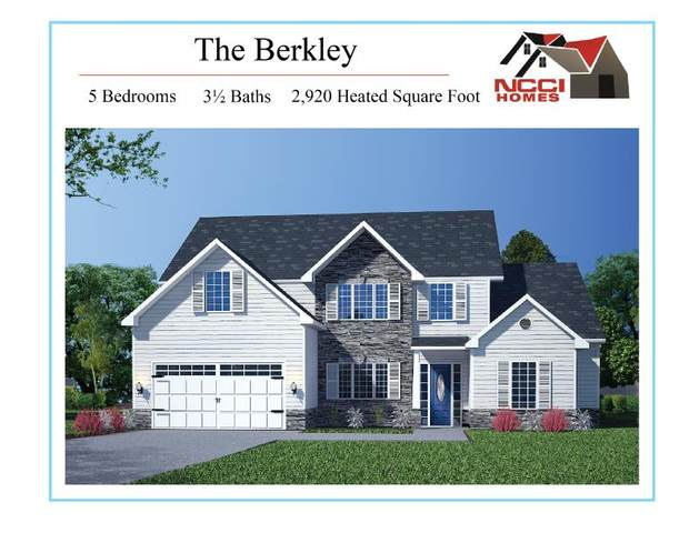115 Stargell Drive, Goldsboro, NC 27530 (#75207) :: The Beth Hines Team