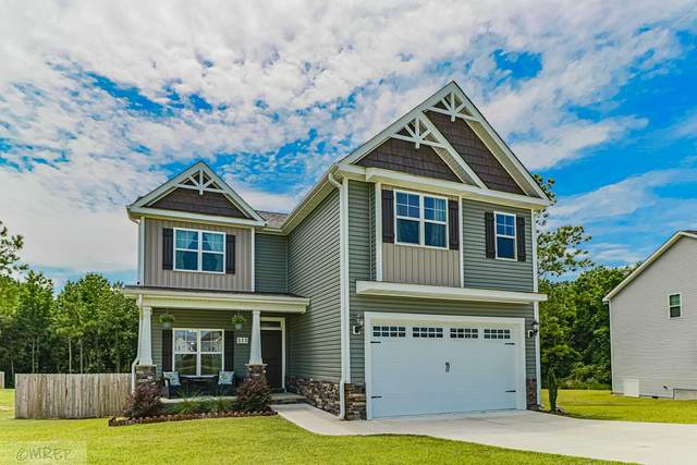 215 Planters Ridge Drive, Pikeville, NC 27863 (#75246) :: The Beth Hines Team