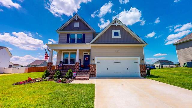 112 Perrier Dr, Princeton, NC 27569 (#75311) :: The Beth Hines Team