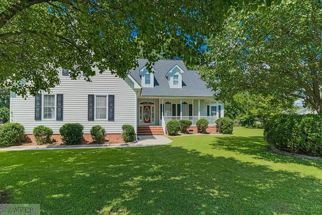 121 Hounds Run Drive, Goldsboro, NC 27530 (#75327) :: The Beth Hines Team