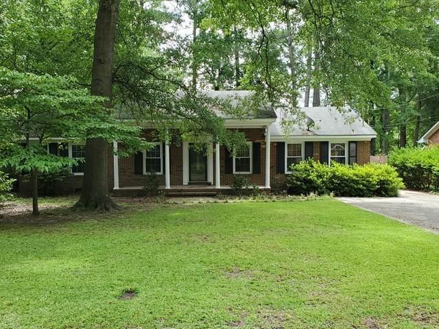 706 S Claiborne, Goldsboro, NC 27530 (#75331) :: The Beth Hines Team