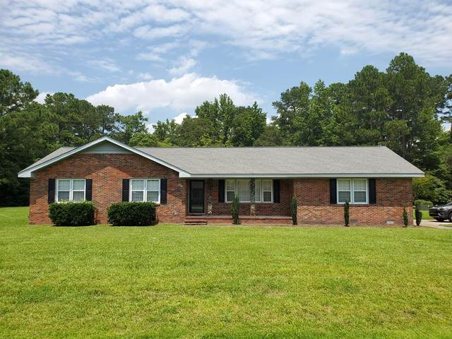 317 Woodview Drive, Goldsboro, NC 27530 (#75335) :: The Beth Hines Team
