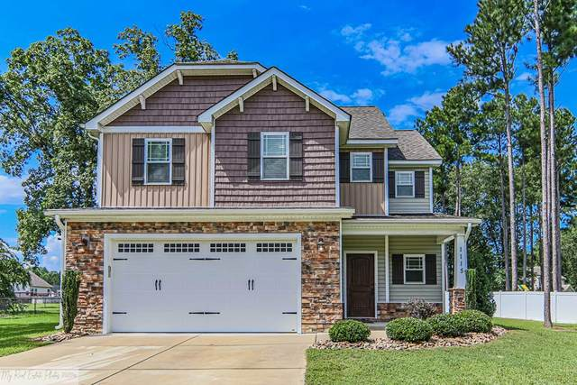 1115 Braswell Road, Goldsboro, NC 27530 (#75524) :: The Beth Hines Team