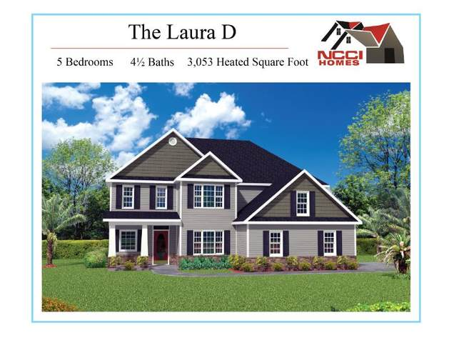 103 Stargell, Goldsboro, NC 27530 (#75570) :: The Beth Hines Team