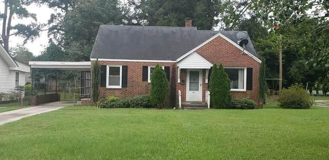 1604 Maple St, Goldsboro, NC 27530 (#75743) :: The Beth Hines Team