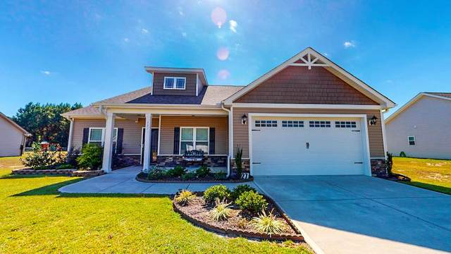 131 Fallingbrook Dr, Kenly, NC 27542 (#75829) :: The Beth Hines Team
