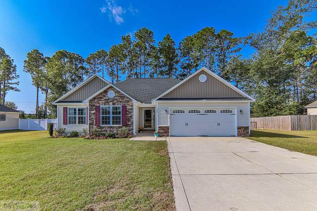 108 Quail Hollow Dr, Goldsboro, NC 27534 (#75842) :: The Beth Hines Team