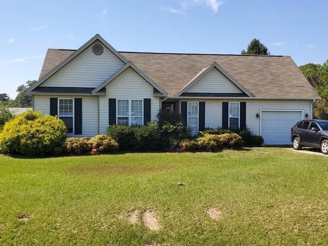 301 Twin Creeks Drive, Goldsboro, NC 27530 (#75854) :: The Beth Hines Team