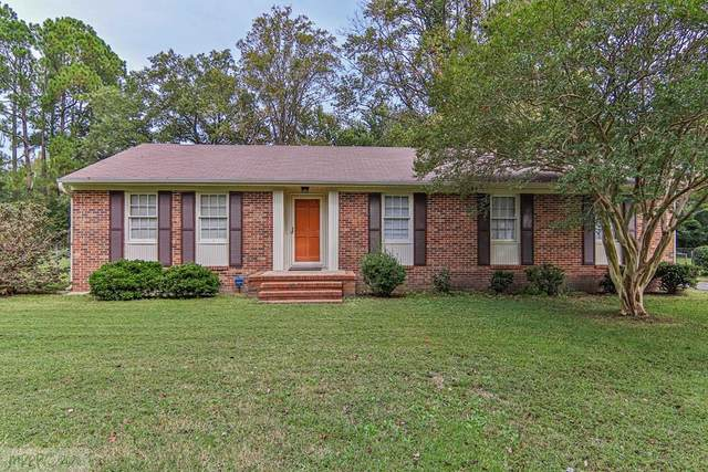 1511 E Hart Circle, Goldsboro, NC 27530 (#75864) :: The Beth Hines Team