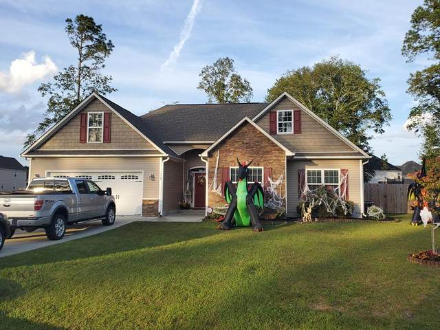 119 Quail Hollow Drive, Goldsboro, NC 27534 (#75897) :: The Beth Hines Team