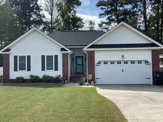208 Sable Drive, Goldsboro, NC 27530 (#75916) :: The Beth Hines Team