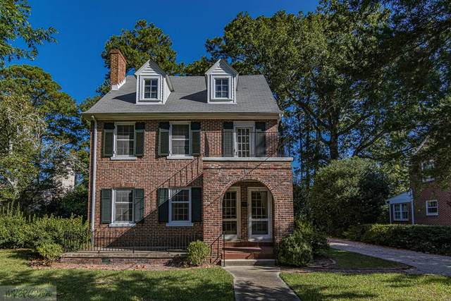 1503 E Mulberry, Goldsboro, NC 27530 (#75942) :: The Beth Hines Team