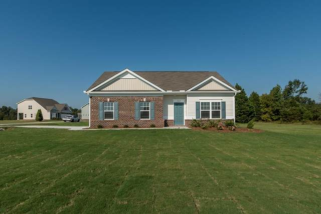 213 Settlers Pointe Drive, Pikeville, NC 27863 (#76026) :: The Beth Hines Team