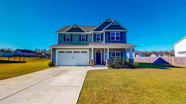 103 Castaway Court, Pikeville, NC 27863 (#76077) :: The Beth Hines Team