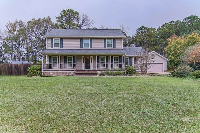 505 E Shelley Drive, Goldsboro, NC 27534 (#76083) :: The Beth Hines Team