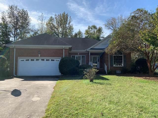 105 Eleanor Place, Goldsboro, NC 27534 (#76110) :: The Beth Hines Team