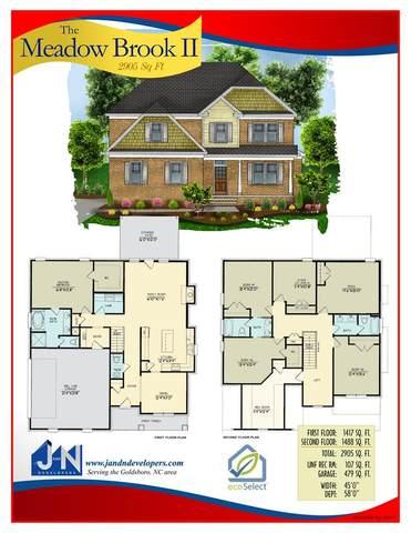 414 Fallingbrook Drive, Kenly, NC 27542 (#76117) :: The Beth Hines Team
