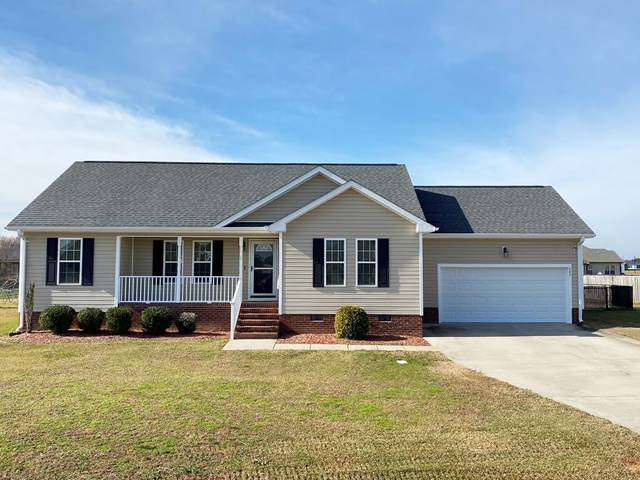 205 Settlers Pointe Dr, Pikeville, NC 27863 (#76146) :: The Beth Hines Team
