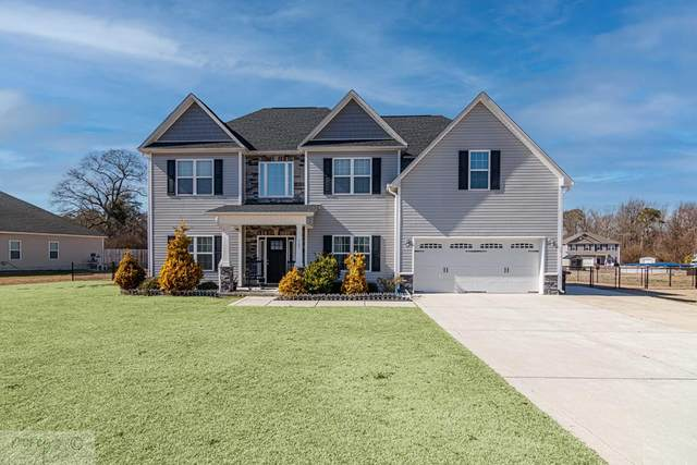 107 Coffman Dr, Goldsboro, NC 27532 (#76577) :: The Beth Hines Team