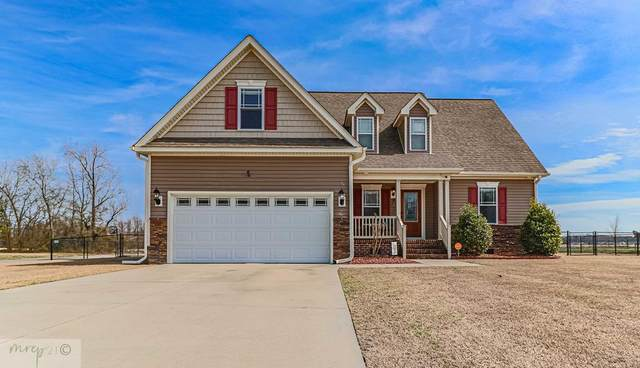 218 Willowbrook Dr, Pikeville, NC 27863 (#76586) :: The Beth Hines Team