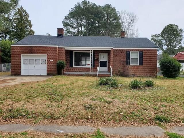 304 S Jefferson Street, Goldsboro, NC 27530 (#76602) :: The Beth Hines Team