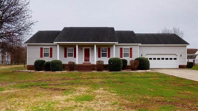 1864 Nc 111 Hwy N, Goldsboro, NC 27530 (#76611) :: The Beth Hines Team