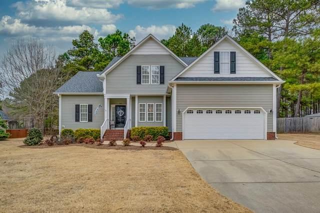 245 Landover Ln, Four Oaks, NC 27524 (#76612) :: The Beth Hines Team