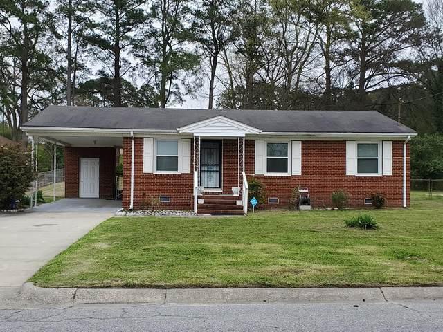 1104 Simpson, Goldsboro, NC 27530 (#76756) :: The Beth Hines Team