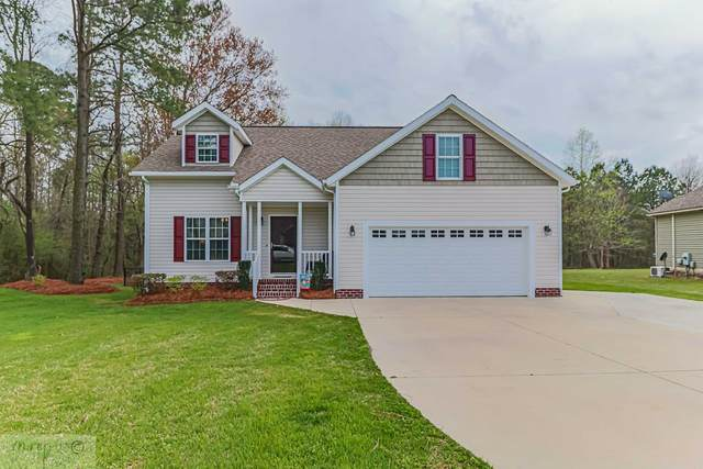 1112 Braswell Road, Goldsboro, NC 27530 (#76810) :: The Beth Hines Team