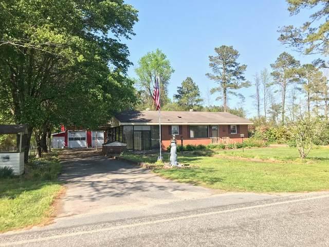 1184 Union Grove Church Rd., Fremont, NC 27830 (#76916) :: The Beth Hines Team