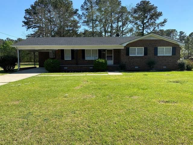 2025 Memorial Church Rd, Fremont, NC 27830 (#76919) :: The Beth Hines Team