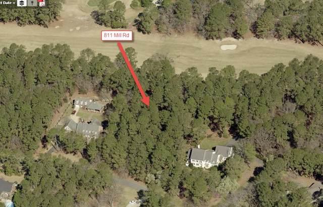 811 Mill Rd, Goldsboro, NC 27534 (#76979) :: The Beth Hines Team