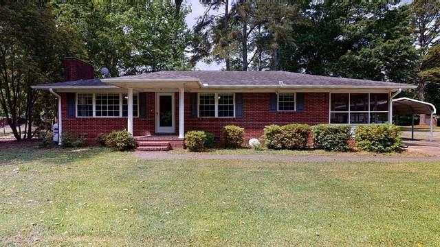2810 Ridgecrest Dr, Goldsboro, NC 27534 (#77049) :: The Beth Hines Team