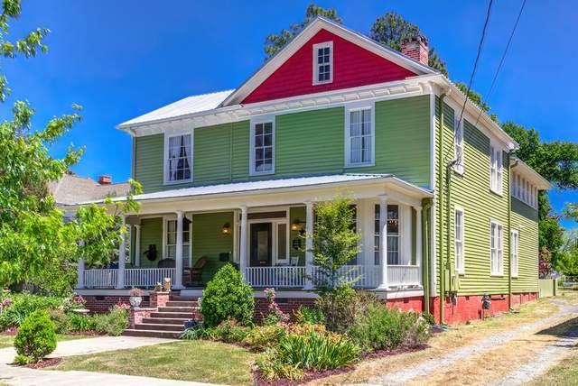 108 N Virginia St, Goldsboro, NC 27530 (#77054) :: The Beth Hines Team