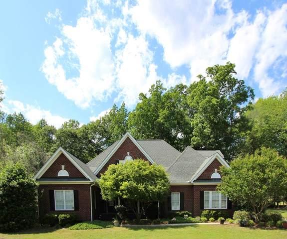 1303 Sunset Drive, Goldsboro, NC 27534 (#77212) :: Rachel Kendall Team