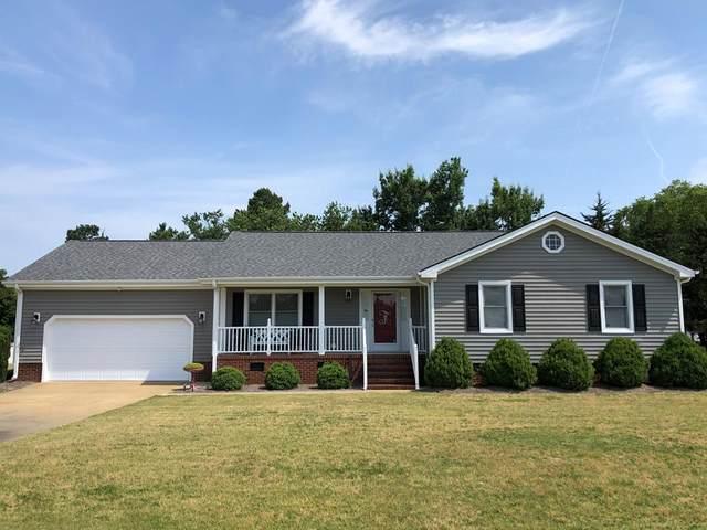 303 S Cottonwood Drive, Goldsboro, NC 27530 (#77225) :: The Beth Hines Team