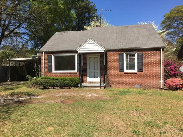 1407 Maple Street, Goldsboro, NC 27530 (#77255) :: The Beth Hines Team