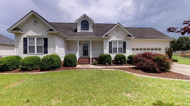 110 Willowbrook Dr, Pikeville, NC 27863 (#77339) :: The Beth Hines Team