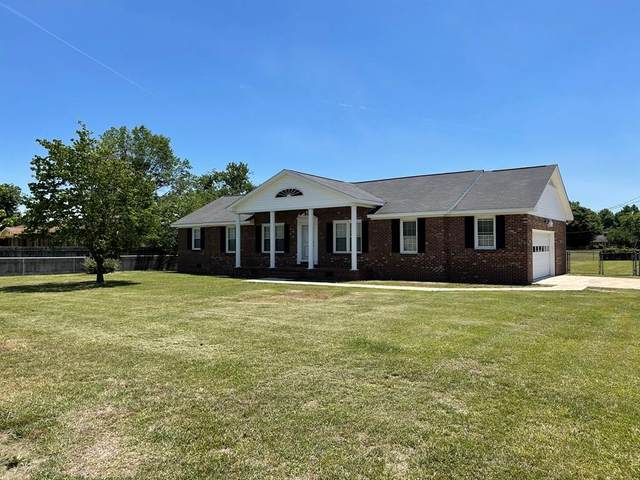 100 Stoney Run Drive, Goldsboro, NC 27534 (#77350) :: The Beth Hines Team