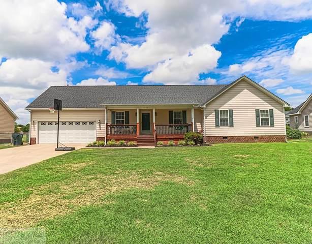 121 Howell Road, Goldsboro, NC 27530 (#77358) :: The Beth Hines Team