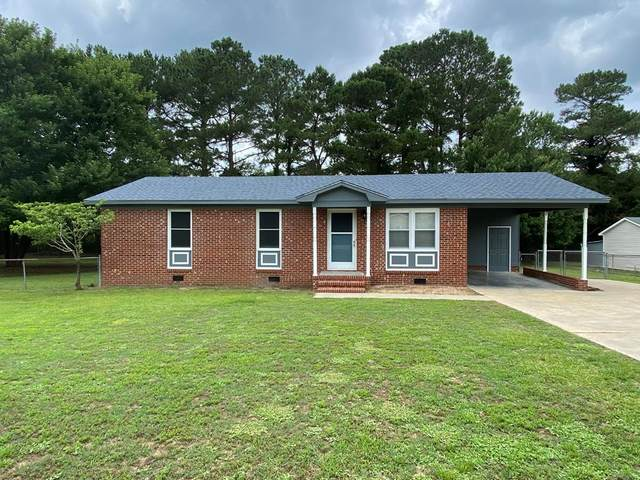 116 Fox Dr, Dudley, NC 28333 (#77379) :: The Beth Hines Team