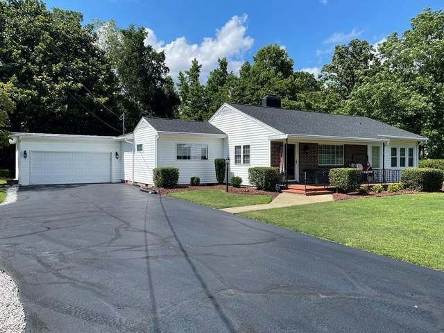 314 Smith Chapel Rd., Mt Olive, NC 28365 (#77380) :: The Beth Hines Team