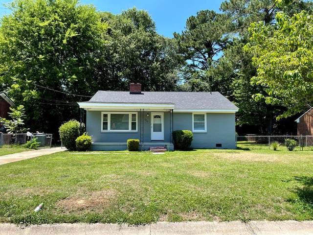 707 Prince Avenue, Goldsboro, NC 27530 (#77422) :: The Beth Hines Team
