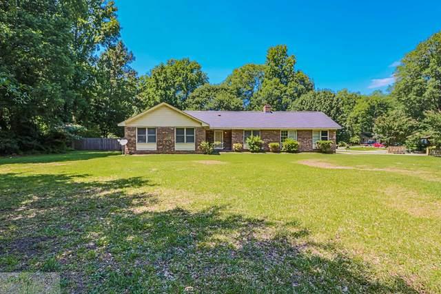 301 Spring Creek Rd, Goldsboro, NC 27534 (#77445) :: Rachel Kendall Team