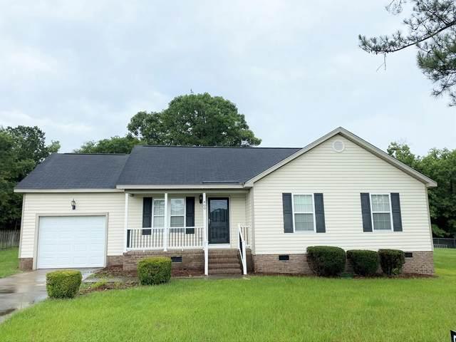 400 Twin Creeks Dr, Goldsboro, NC 27530 (#77524) :: The Beth Hines Team