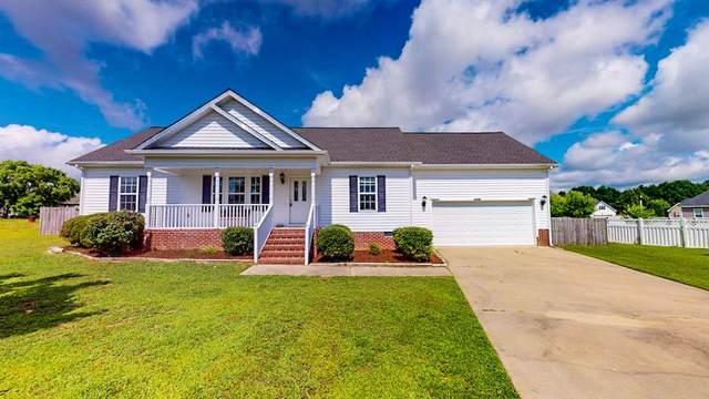 106 Bluecrest Place, Goldsboro, NC 27534 (#77526) :: The Beth Hines Team