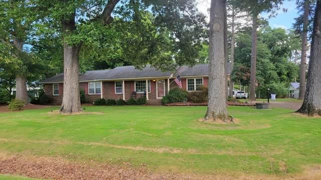 154 Perkins Road, Goldsboro, NC 27530 (#77534) :: The Beth Hines Team